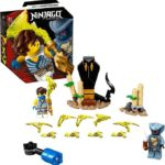 LEGO Ninjago 71732 Epic Battle Jay