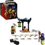 LEGO Ninjago 71733 Epic Battle Cole
