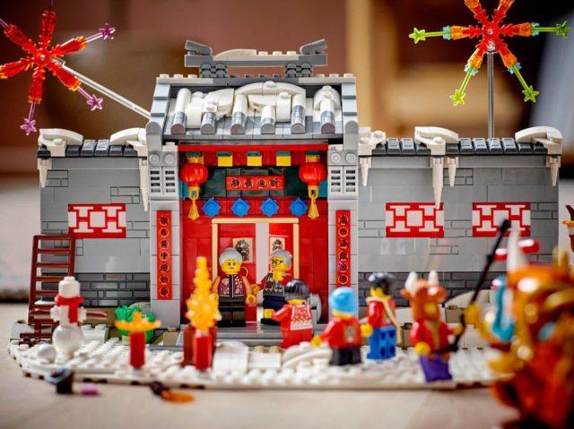LEGO Nouvel An Chinois 2021