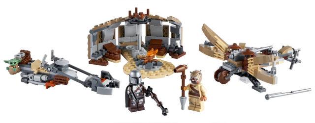LEGO Star Wars 75299