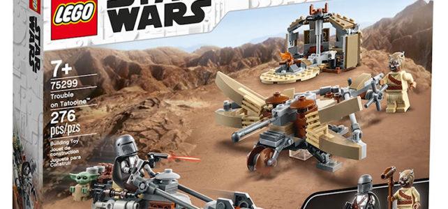 LEGO Star Wars 75299 The Mandalorian