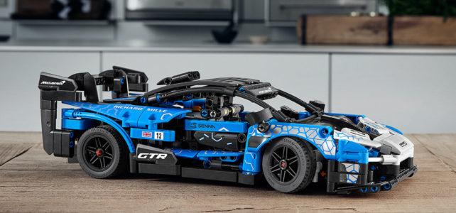 Nouveauté LEGO Technic 42123 McLaren Senna GTR : l'annonce officielle