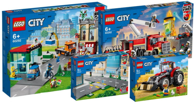 New LEGO City 2021
