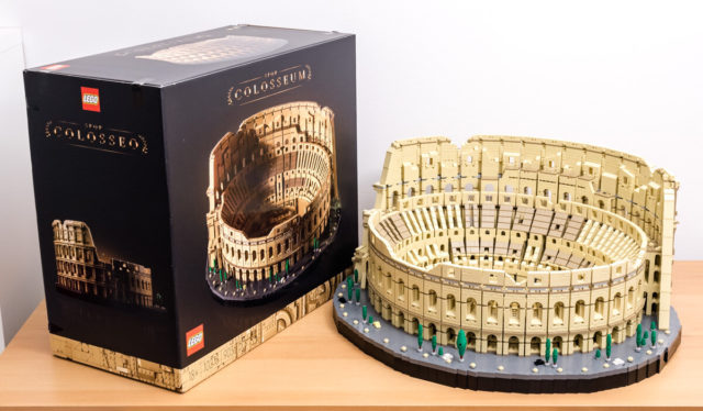 REVIEW LEGO 10276 Colosseum Colisee