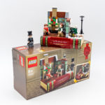 REVIEW LEGO 40410 Charles Dickens Tribute