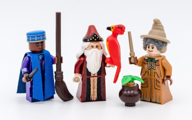 REVIEW LEGO 71028 Harry Potter CMF series 2