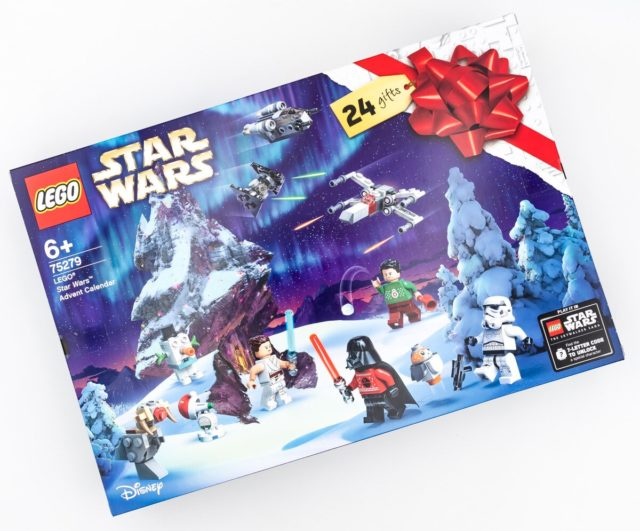 REVIEW LEGO 75279 Star Wars Advent Calendar 2020