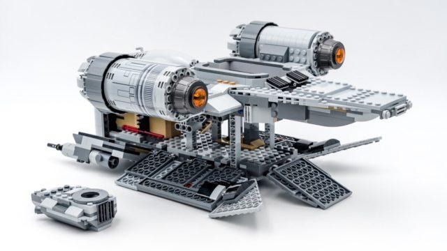 REVIEW LEGO Star Wars 75292 Razor Crest