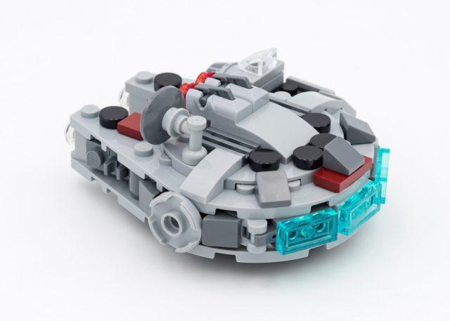 REVIEW LEGO Star Wars 75295 Millennium Falcon Microfighter