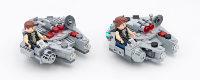 REVIEW LEGO Star Wars 75295 75030