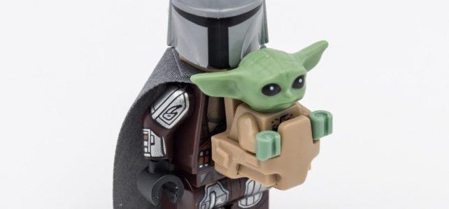 REVIEW LEGO Star Wars 75299 Mandalorian
