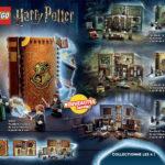 Catalogue LEGO 2021 Harry Potter