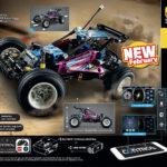 Catalogue LEGO 2021 Technic