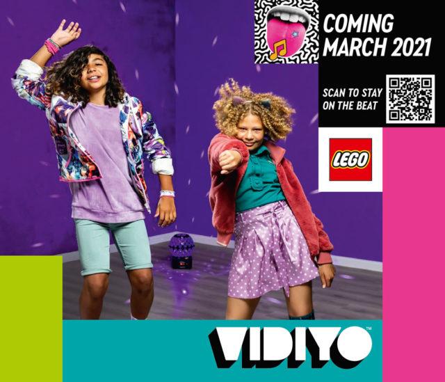 Catalogue LEGO 2021 Vidiyo
