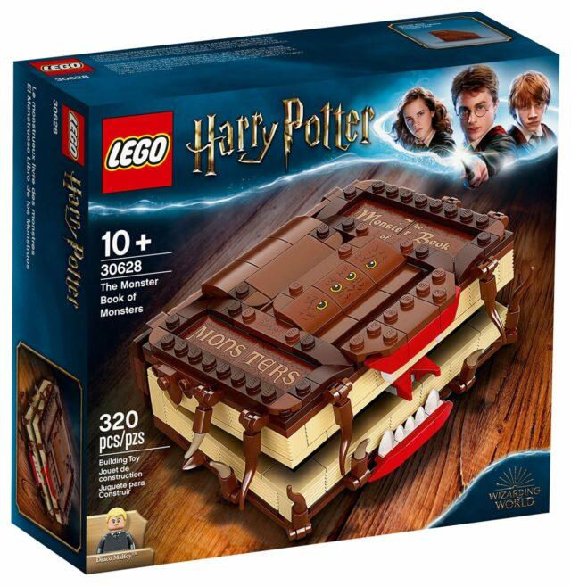 LEGO 30628 Harry Potter Monster Book of Monsters