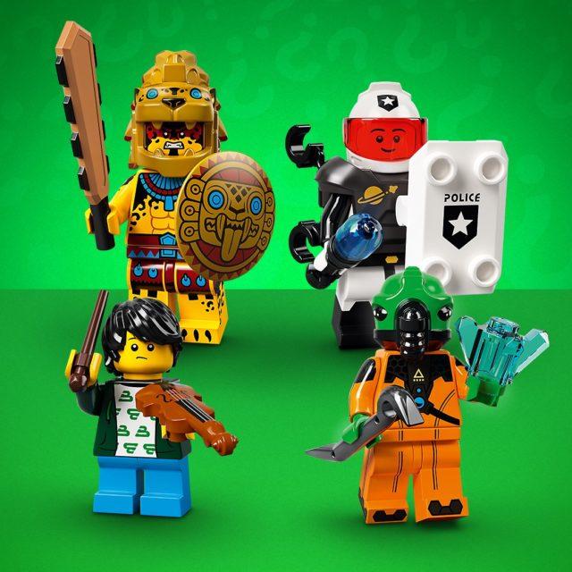 LEGO 71029 Collectible Minifigures series 21