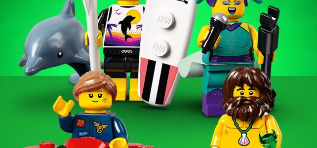 LEGO 71029 Collectible Minifigures series 21