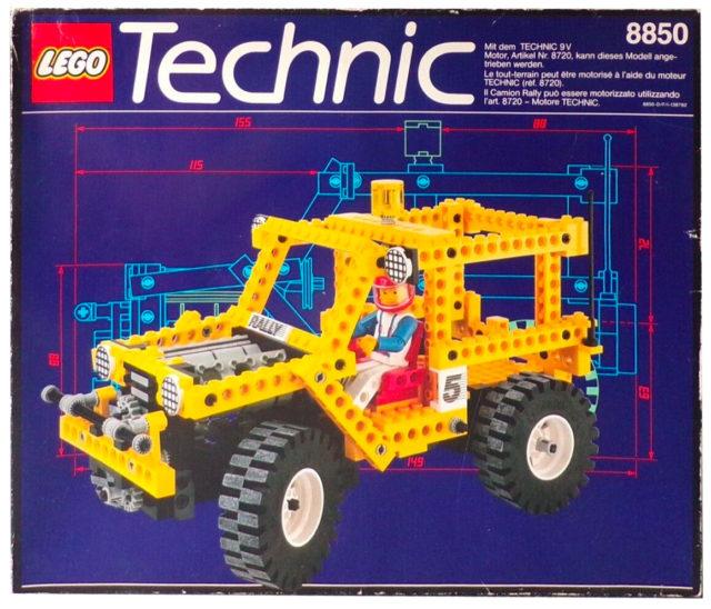 LEGO 8850