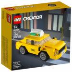 LEGO Creator 40468 Yellow Taxi