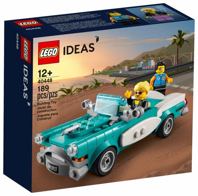 LEGO Ideas 40448 Vintage Car