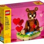 LEGO Seasonal 40462 Valentine's Brown Bear