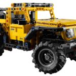 LEGO Technic 42122 Jeep Wrangler Rubicon