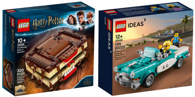 LEGO Harry Potter 30628 LEGO Ideas 40448