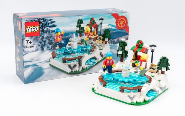 REVIEW LEGO 40416 GWP