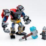 REVIEW LEGO 76169 Thor Mech Armor