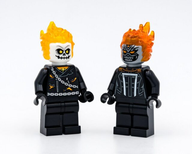 REVIEW LEGO 76173 Ghost Rider