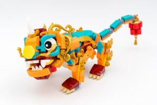 REVIEW LEGO 80106 Story of Nian