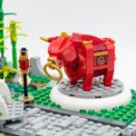 REVIEW LEGO 80107 Spring Lantern Festival