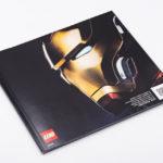 REVIEW LEGO Art 31199 Iron Man