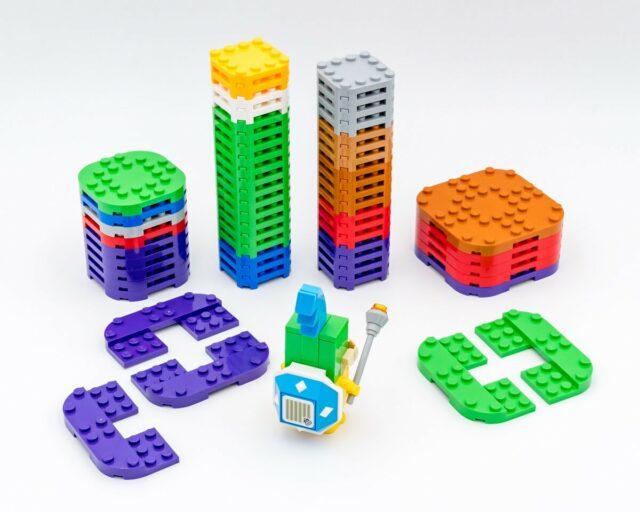 REVIEW LEGO Mario 2021 platforms