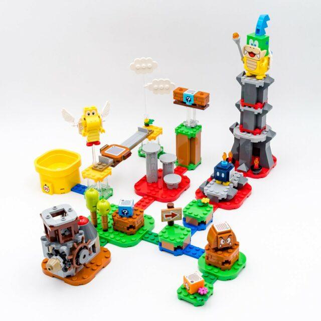 REVIEW LEGO Mario 71380