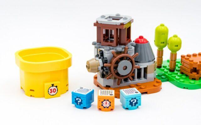 REVIEW LEGO Mario 71380 Maker