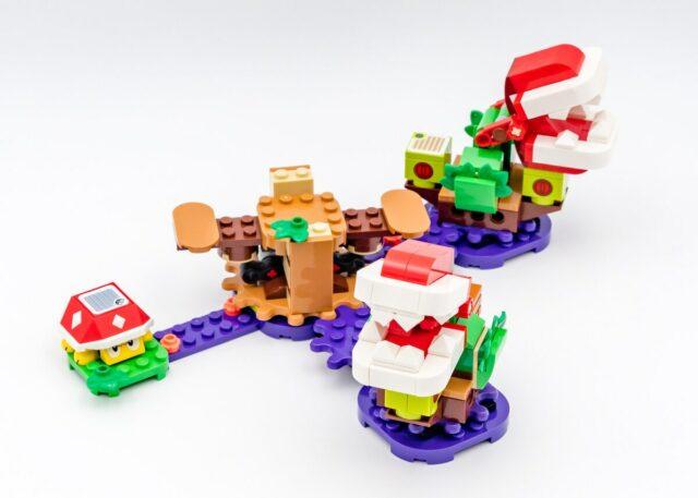 REVIEW LEGO Mario 71382