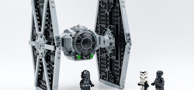 REVIEW LEGO Star Wars 75300 Imperial TIE Fighter