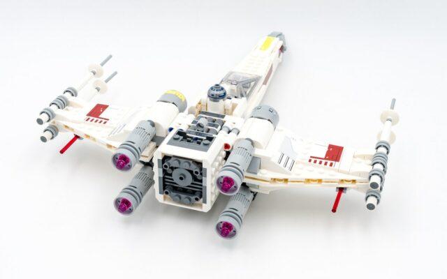 REVIEW LEGO Star Wars 75301 Luke Skywalker's X-Wing Fighter