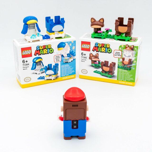 REVIEW LEGO Super Mario 2021 Power-Up Packs