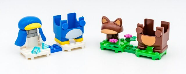 REVIEW LEGO Super Mario 71384 71385