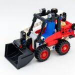 REVIEW LEGO Technic 42116 Skid Steer Loader