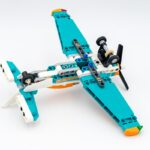 REVIEW LEGO Technic 42117 Race Plane