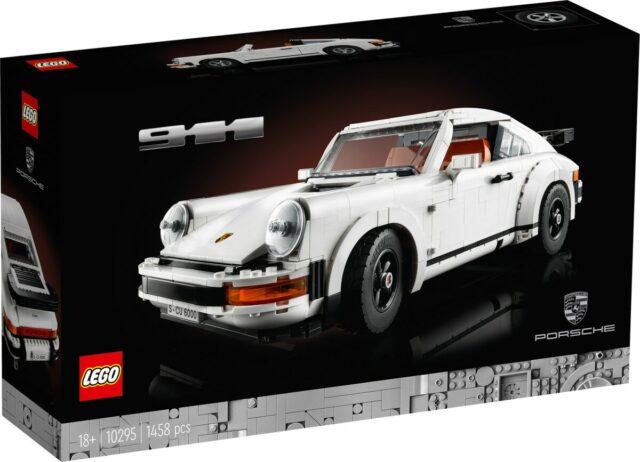 LEGO 10295 Porsche 911 Turbo Targa