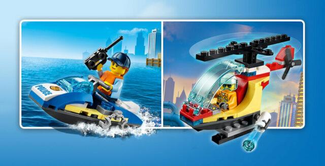 LEGO City GWP 2021