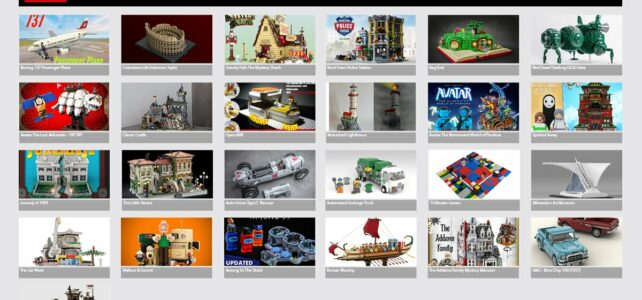 LEGO Ideas review 2020 phase 3