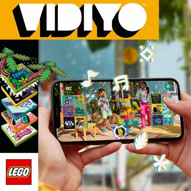 LEGO VIDIYO Music Video Maker