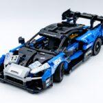 REVIEW LEGO Technic42123 McLaren Senna GTR