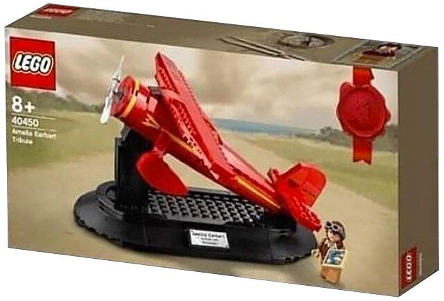 LEGO 40450 Amelia Earhart Tribute GWP March