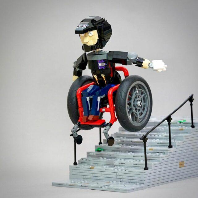 LEGO Aaron Wheelz Fotheringham